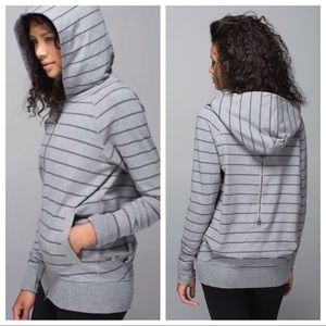 Lululemon Rollin w my Omies Grey Sweatshirt